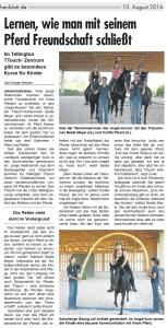 Ausschnitt aus Wochenblatt Rottal Inn vom 10.08.2016 (C) Wochenblatt